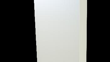 RB -Raguvos Baldai Peegelkapp Scandic 46 cm säravvalge