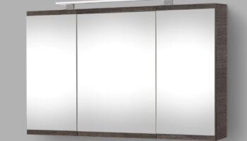 Riva peegelkapp ERGO 105 TUME (104,5x15,4x65)