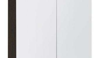Kame LED-valgustiga peegelkapp Garda 80x13x70