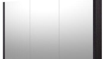 UUS! RB -Raguvos Baldai LED peegelkapp luna wave 110x65