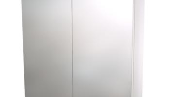RB -Raguvos Baldai scandic LED-valgustiga peegelkapp 60×70